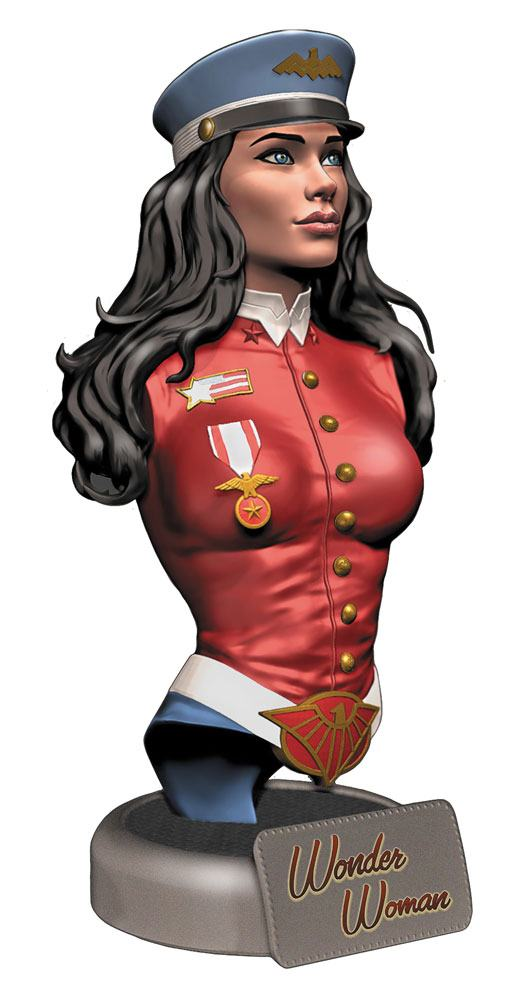 DC Comics Bombshells Bust Wonder Woman 19 cm