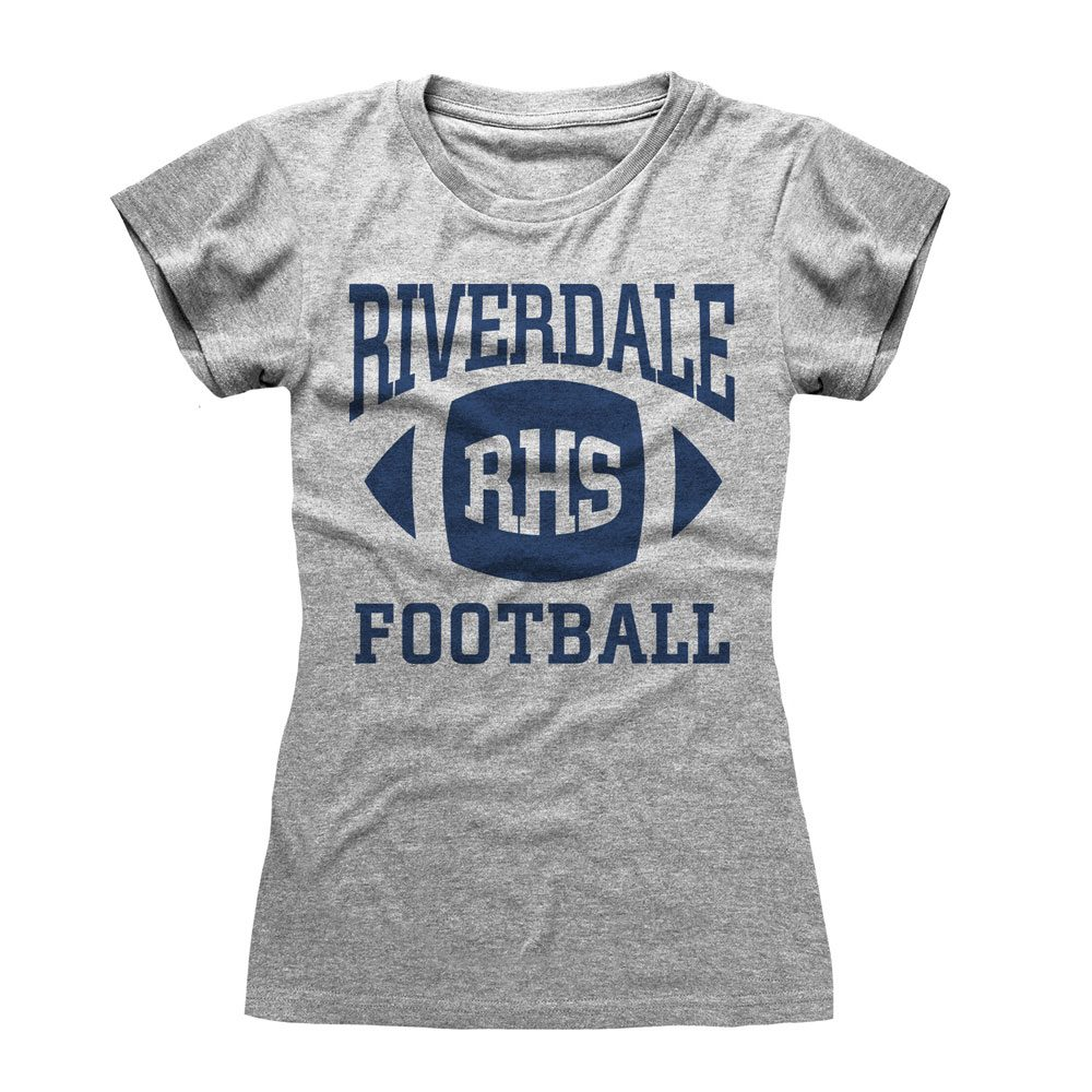 Riverdale Ladies T-Shirt Football Size S