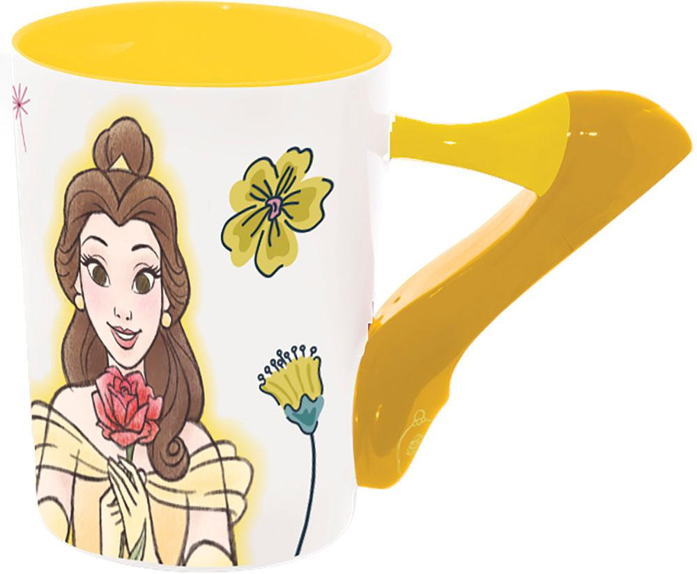 Beauty and the Beast 3D Mug Belle Shoe