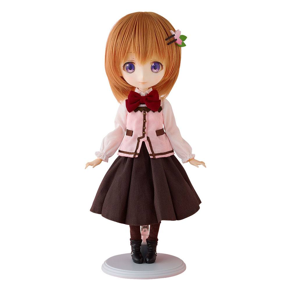 Is the Order a Rabbit? BLOOM Harmonia Humming Doll Cocoa 23 cm