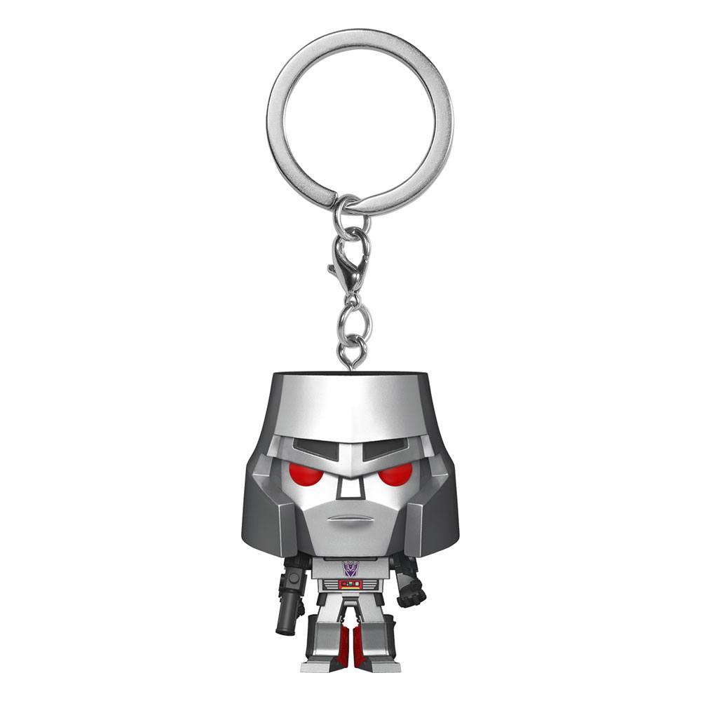Transformers Pocket POP! Vinyl Keychains 4 cm Megatron Display (12)