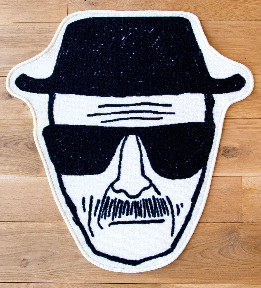Breaking Bad Rug Heisenberg 80 x 84 cm