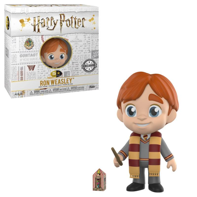Harry Potter 5-Star Vinyl Figure Ron Exclusive 8 cm