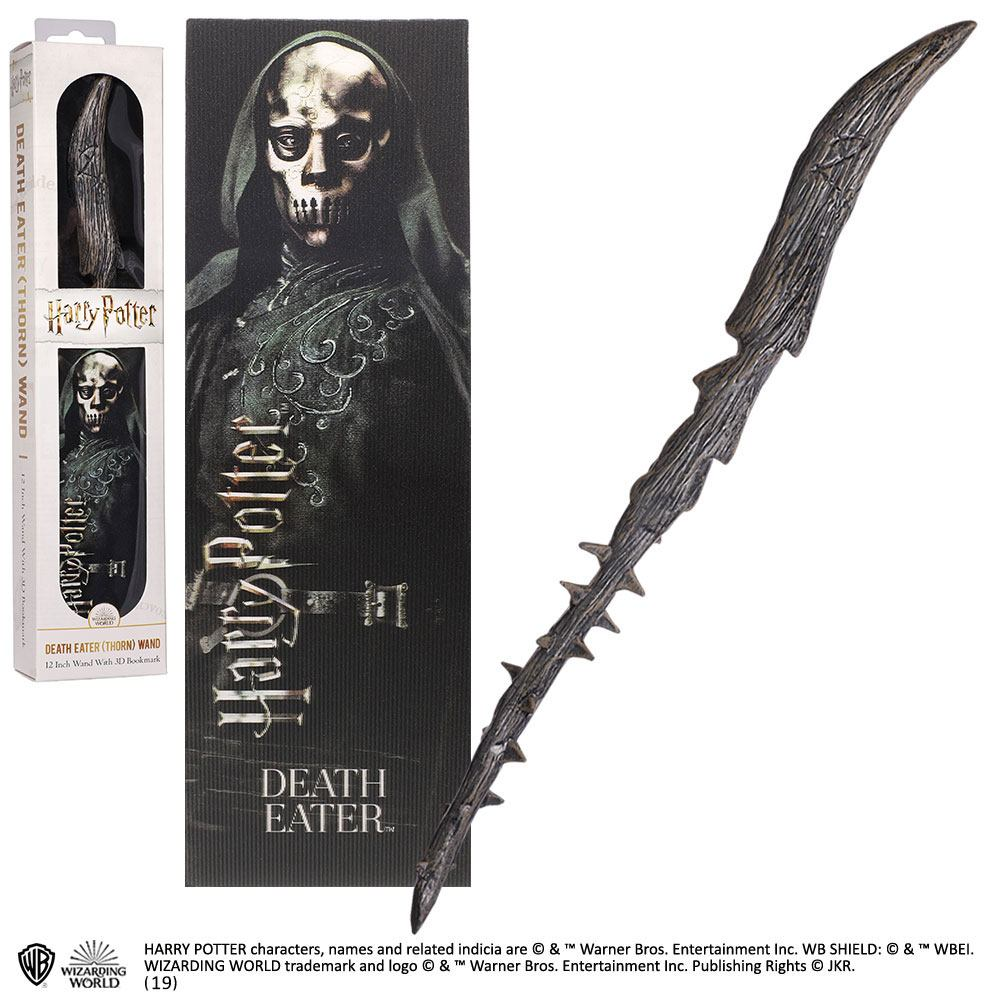 Harry Potter PVC Wand Replica Death Eater 30 cm