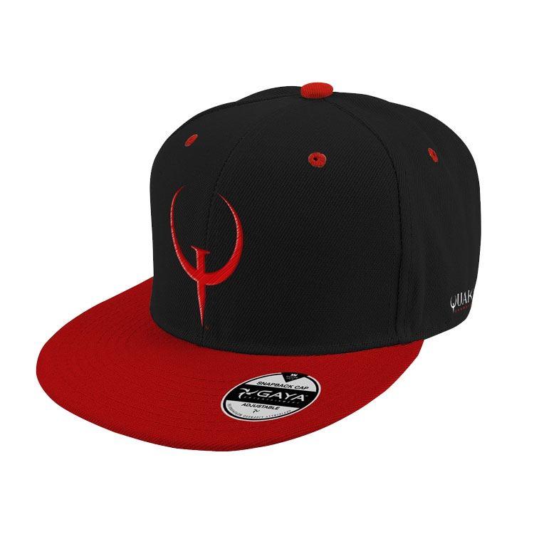 Quake Champions Adjustable Cap Logo