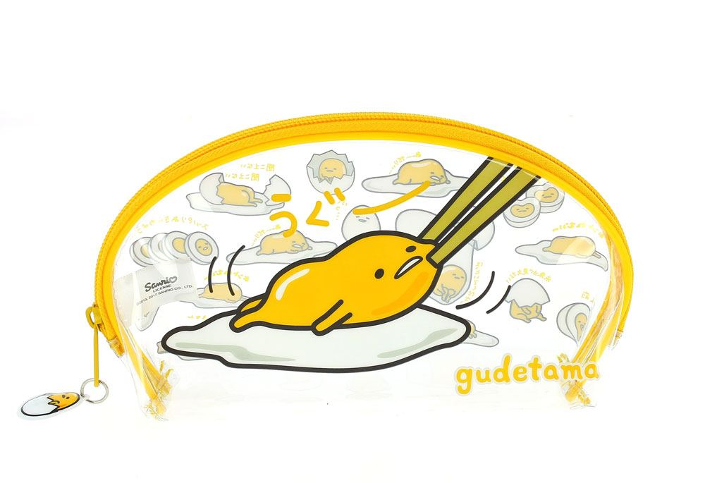 Gudetama Pencil Case / Make Up Bag Gudetama