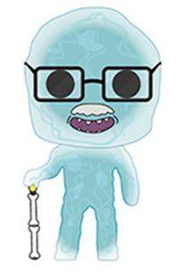 Rick and Morty POP! Animation Vinyl Figure Dr. Xenon Bloom 9 cm