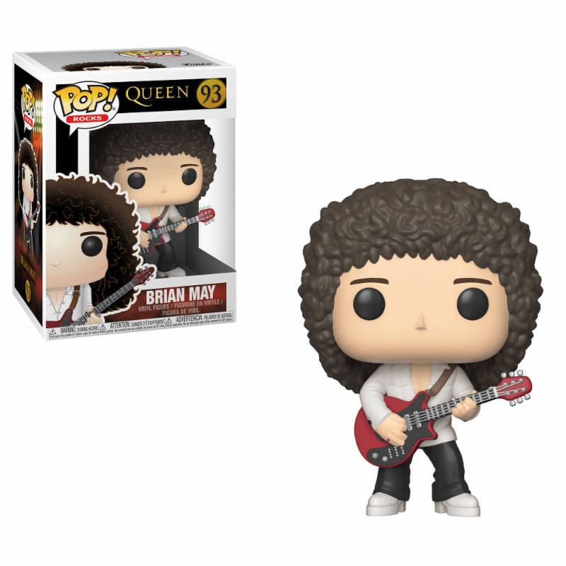 Queen POP! Rocks Vinyl Figure Brian May 9 cm