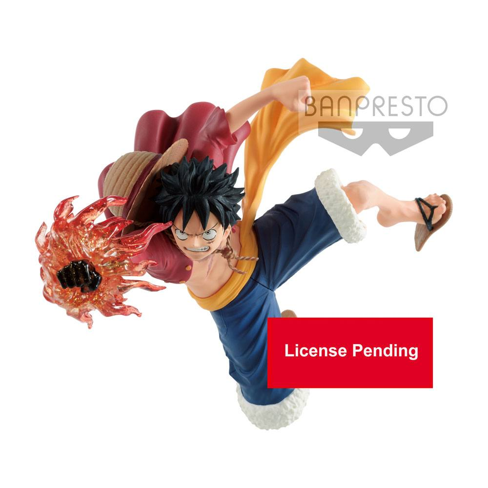 One Piece G x materia Figure Monkey D. Luffy 20 cm