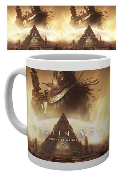 Destiny 2 Mug Curse of Osiris
