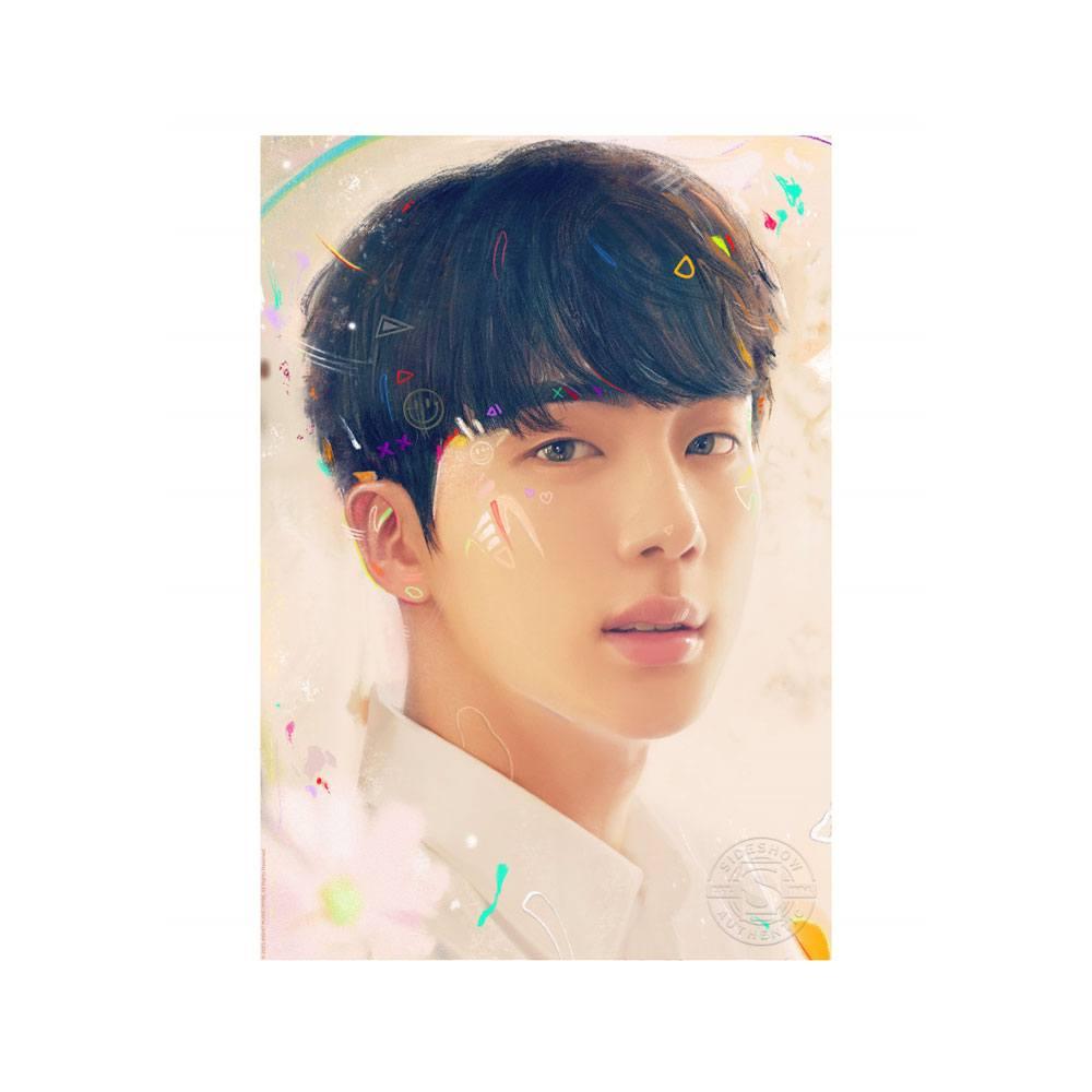 BTS Fine Art Print Love Yourself: Jin 46 x 61 cm - unframed