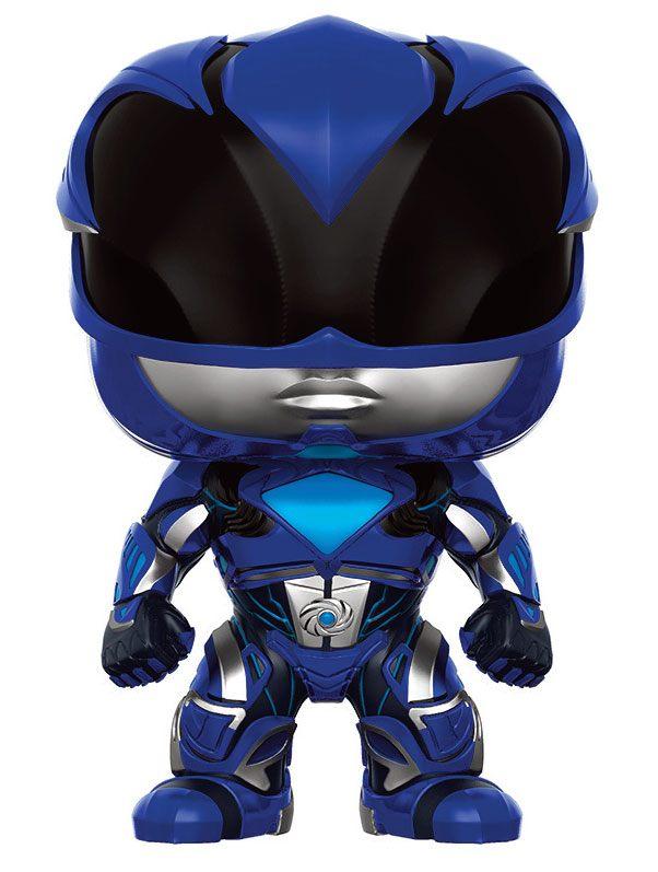 Power Rangers POP! Movies Vinyl Figure Blue Ranger 9 cm