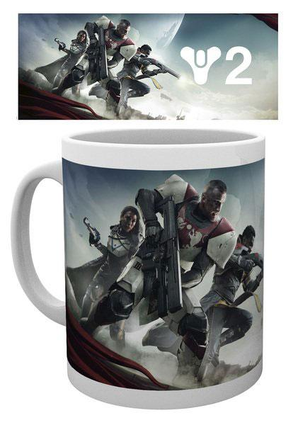 Destiny 2 Mug Key Art
