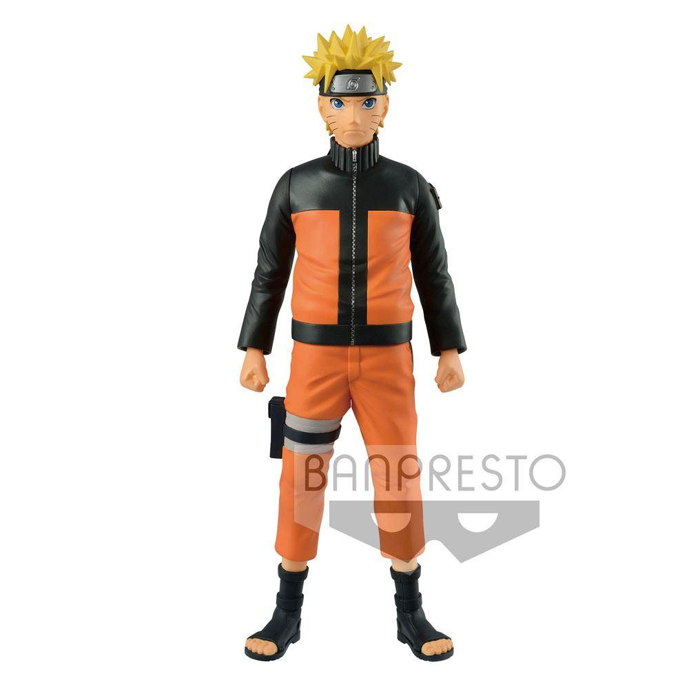Naruto Shippuden Big Size Vinyl Figure Naruto 27 cm