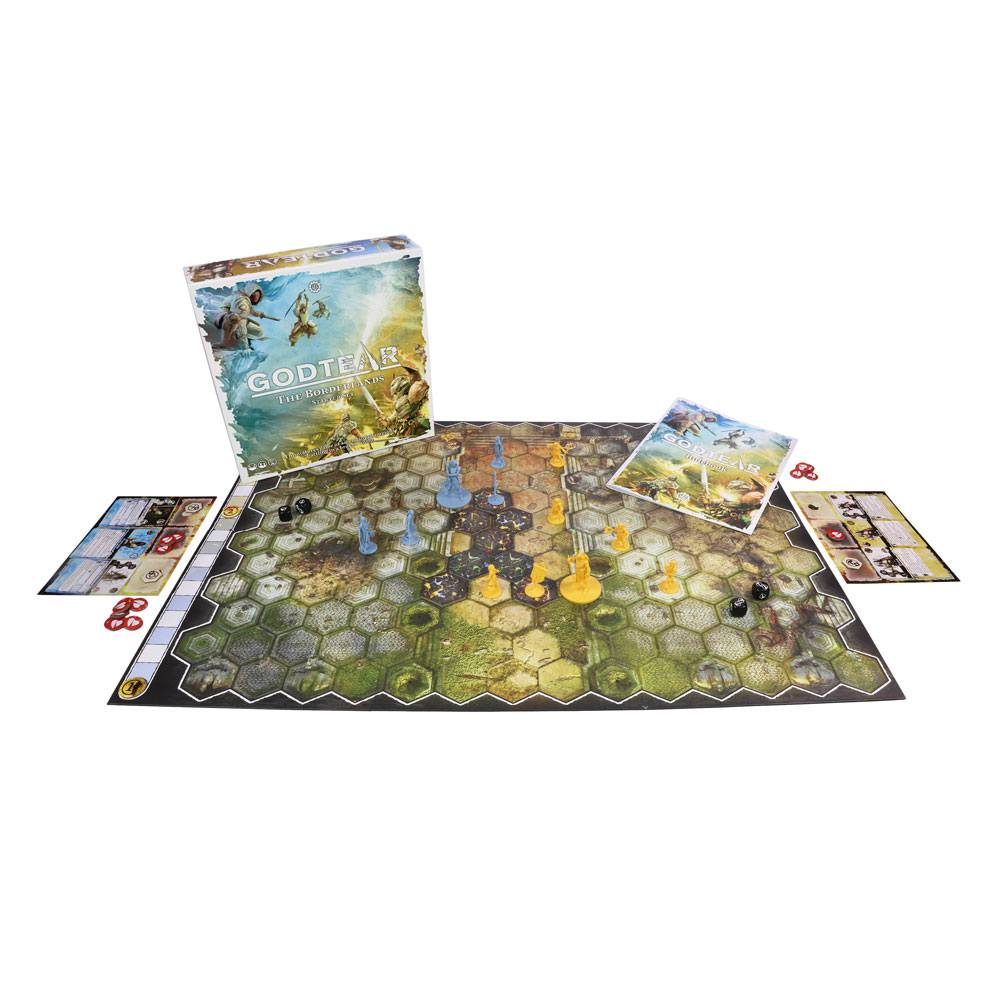 Godtear Miniatures Game The Borderlands Starter Set *English Version*