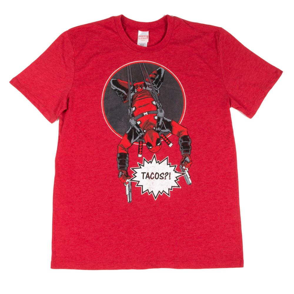 Deadpool T-Shirt Tacos?! LC Exclusive Size XL