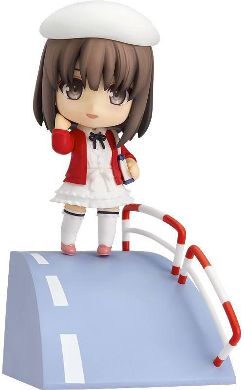 Saekano How to Raise a Boring Girlfriend Nendoroid Action Figure Megumi Kato Heroine Outfit 10 cm