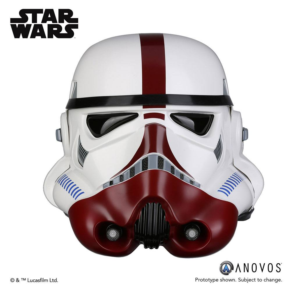 Star Wars Episode IV Replica 1/1 Incinerator Stormtrooper Helmet Accessory