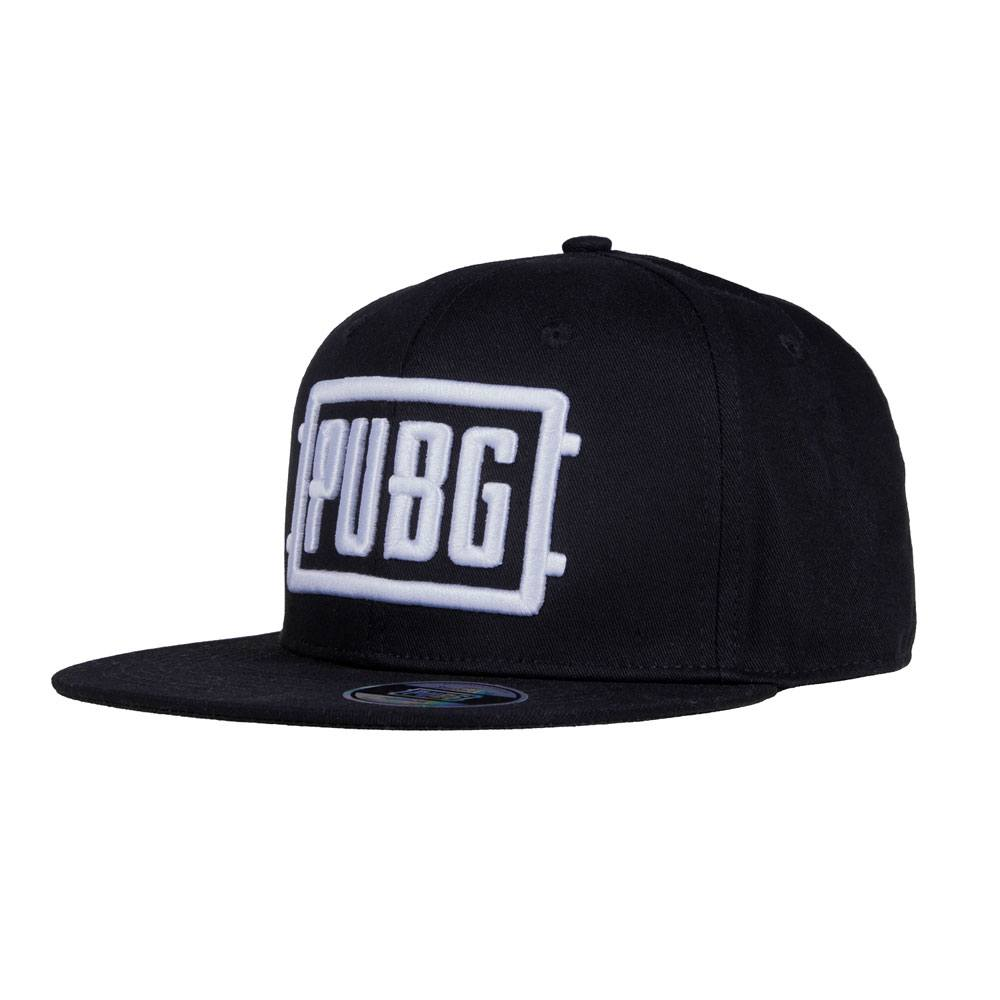 Playerunknown's Battlegrounds (PUBG) Snapback Cap 3D Logo