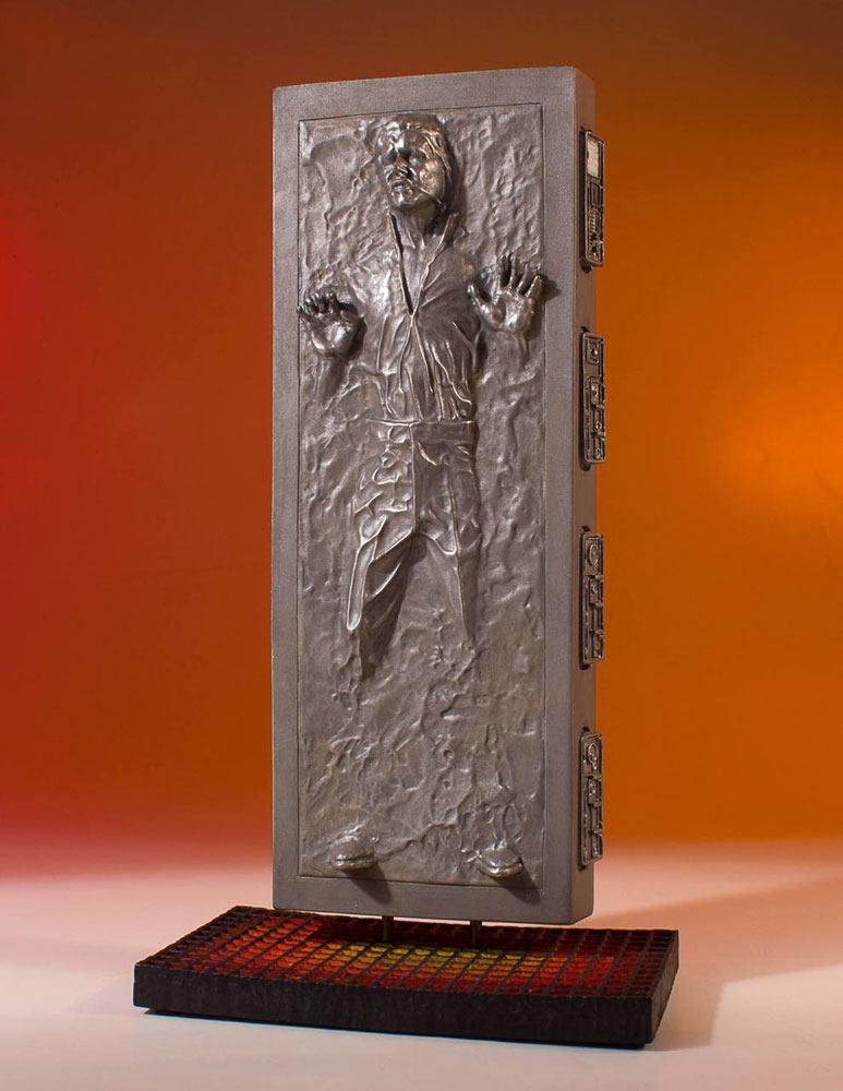 Star Wars Collectors Gallery Statue 1/8 Han Solo in Carbonite 24 cm