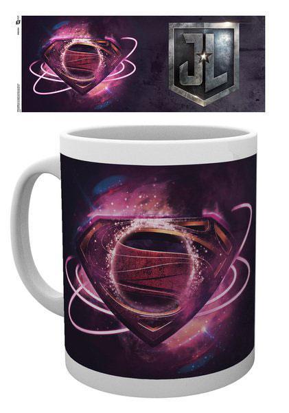 Justice League Mug Superman Logo