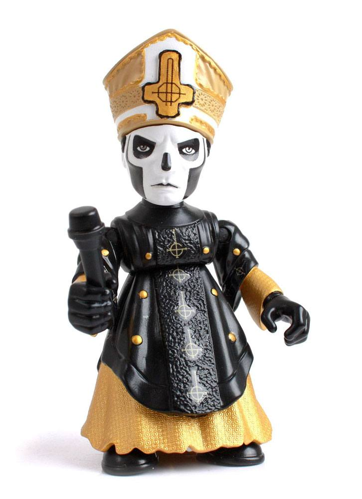 Ghost Action Vinyls Mini Figure Papa Emeritus III 8 cm