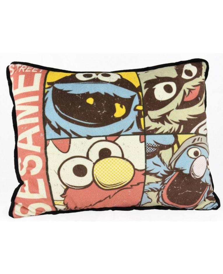Sesame Street Cushion Heroes 40 cm