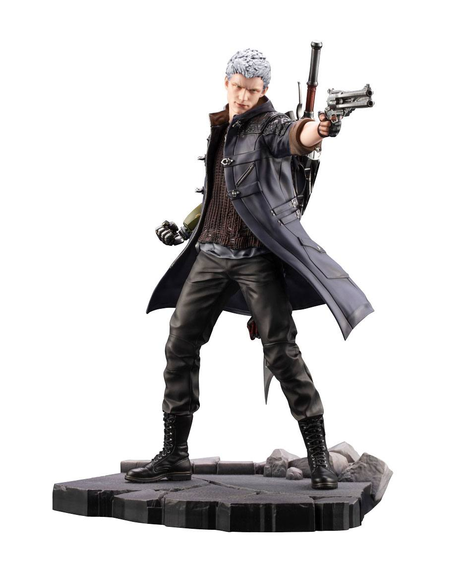 Devil May Cry 5 ARTFXJ PVC Statue 1/8 Nero 27 cm