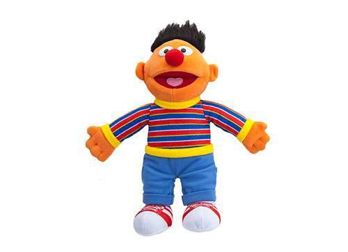 Sesame Street Plush Figure Ernie 30 cm