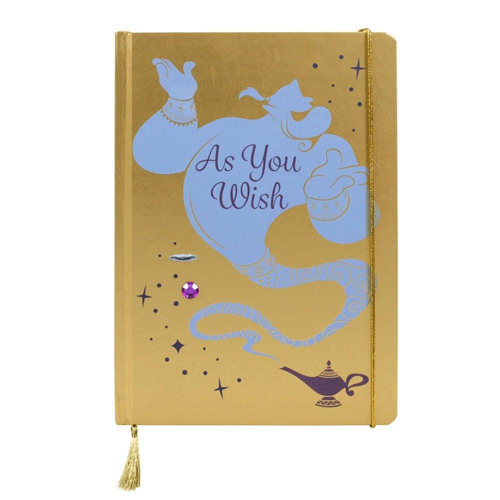 Aladdin A5 Notebook Genie