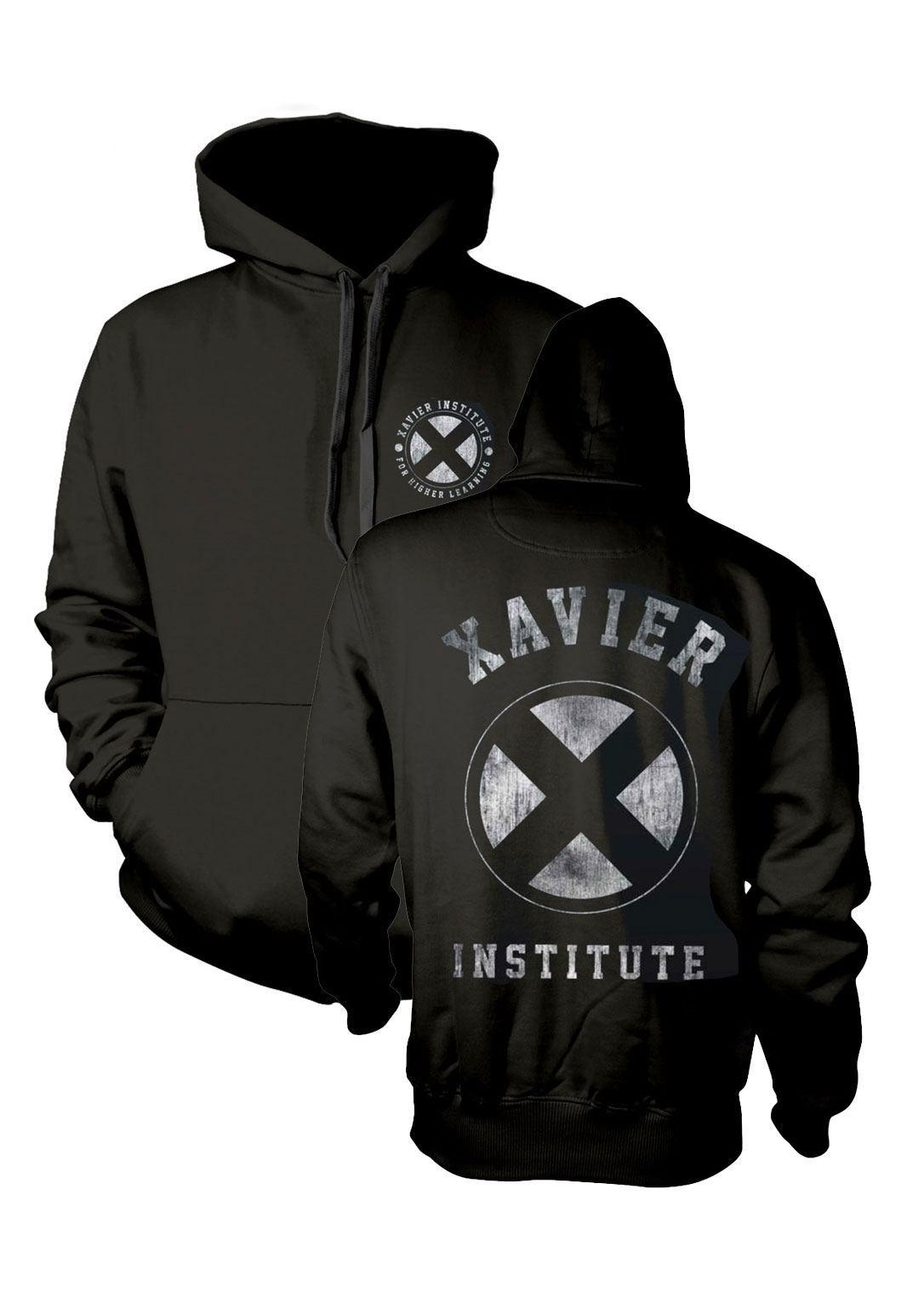 X-Men Hooded Sweater Institute Size S