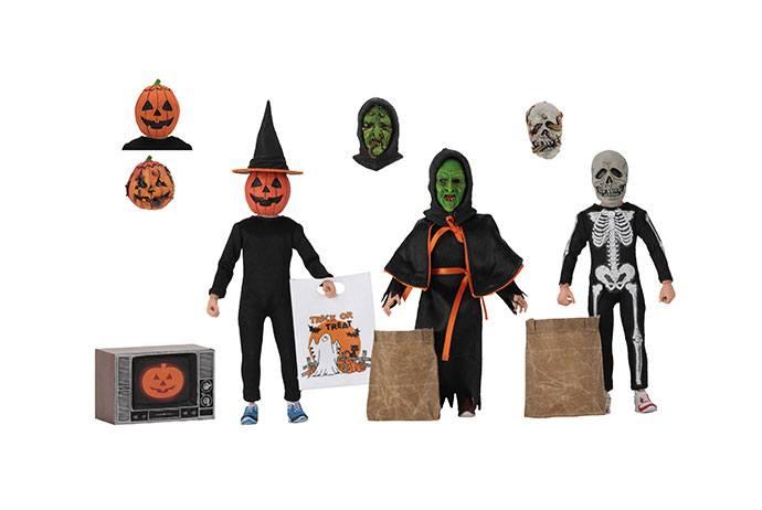 Halloween III: Season of the Witch Retro Action Figure 3-Pack Kids 15 cm