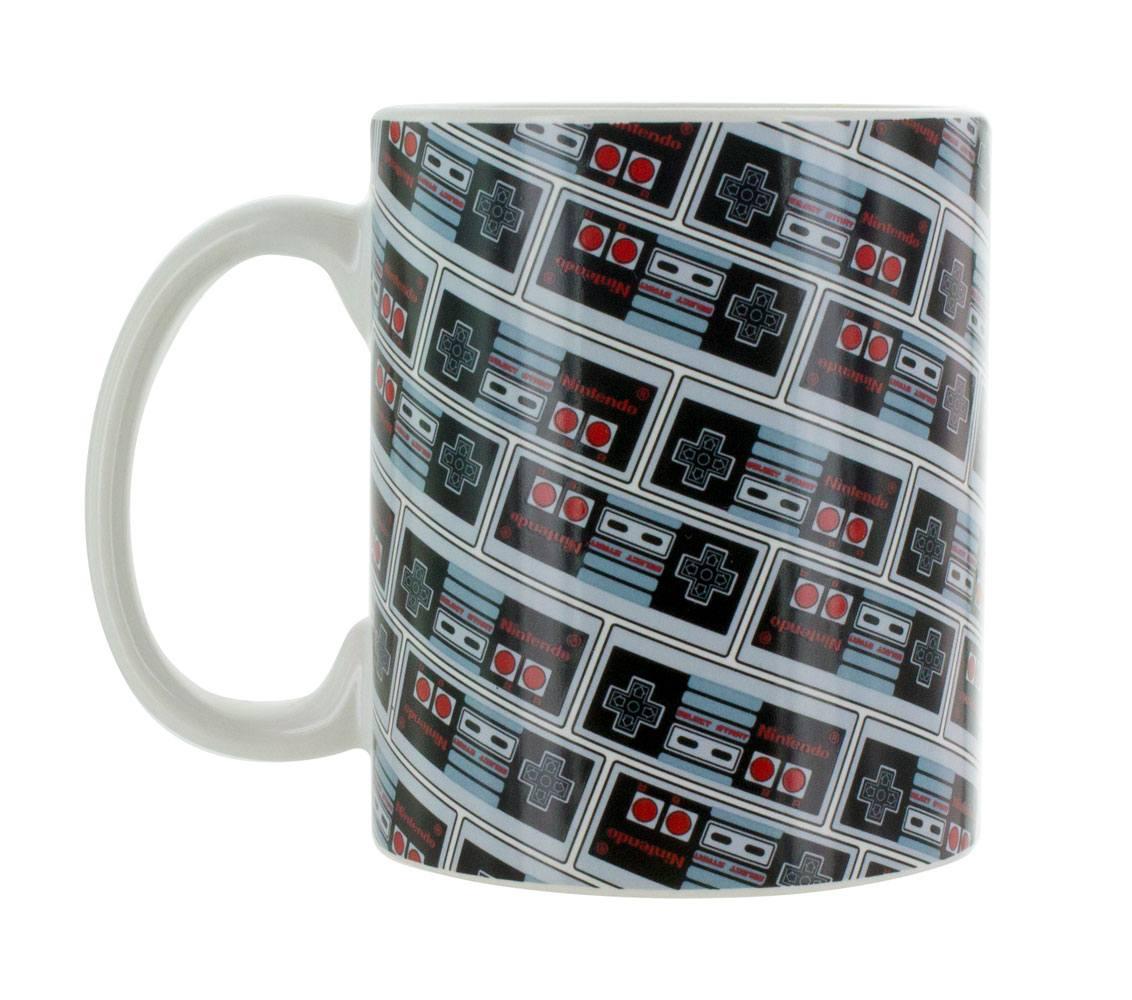 Nintendo Mug NES Controller