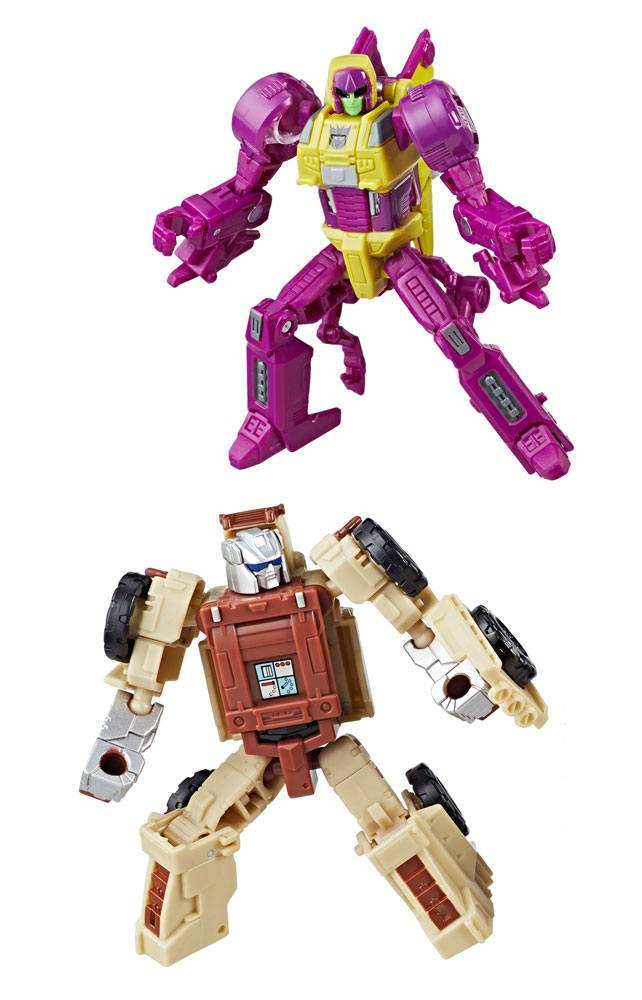 Transformers Generations Power of the Primes Action Figures Legends Class 2018 Wave 3 Assortment (8)