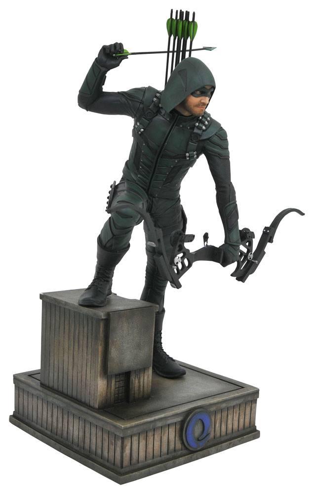 Arrow TV Series DC Gallery PVC Statue Green Arrow 23 cm
