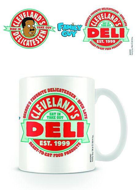 Family Guy Mug Deli
