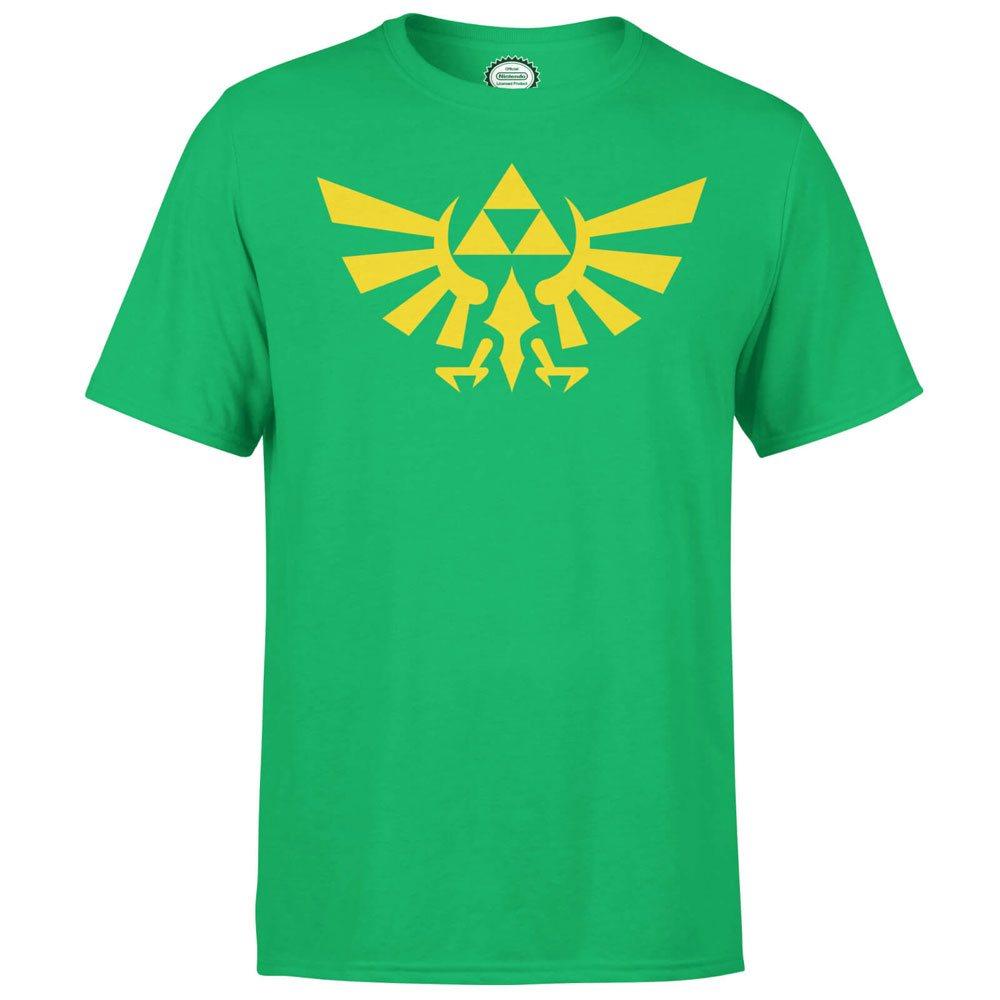 Nintendo T-Shirt Hyrule Crest Size M