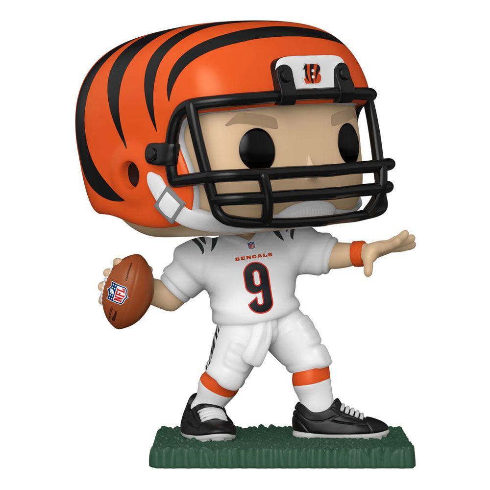 NFL POP! Sports Vinyl Figure Bengals - Joe Burrow (Home Uniform) 9 cm