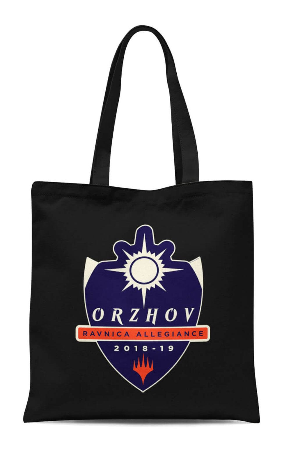 Magic the Gathering Tote Bag Orzhov
