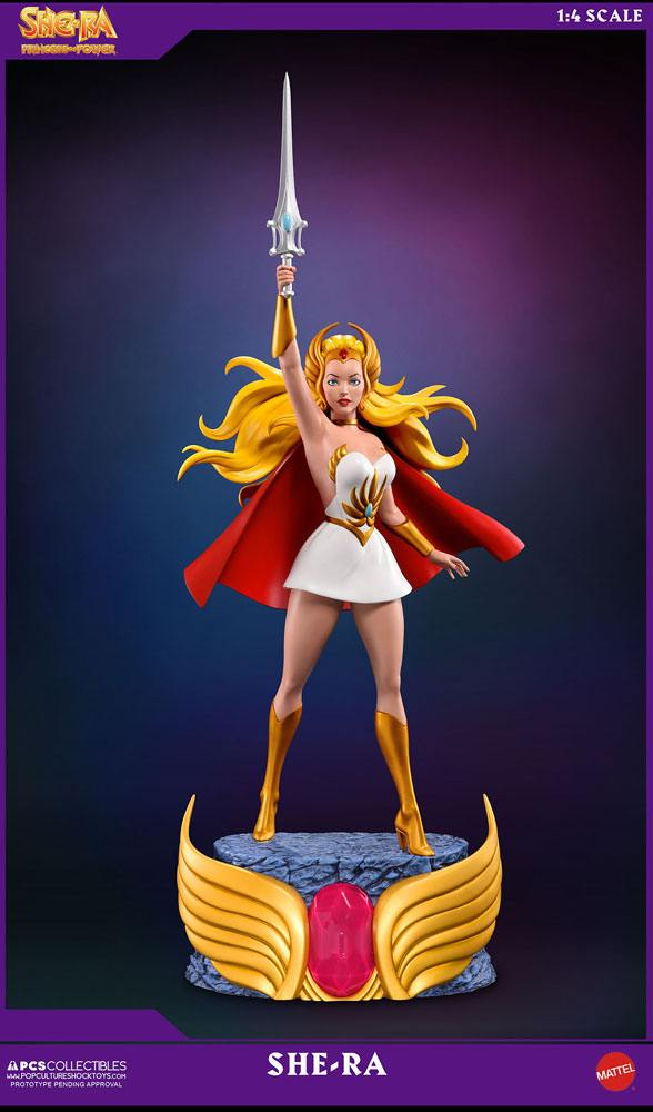 Masters of the Universe Statue 1/4 She-Ra 73 cm