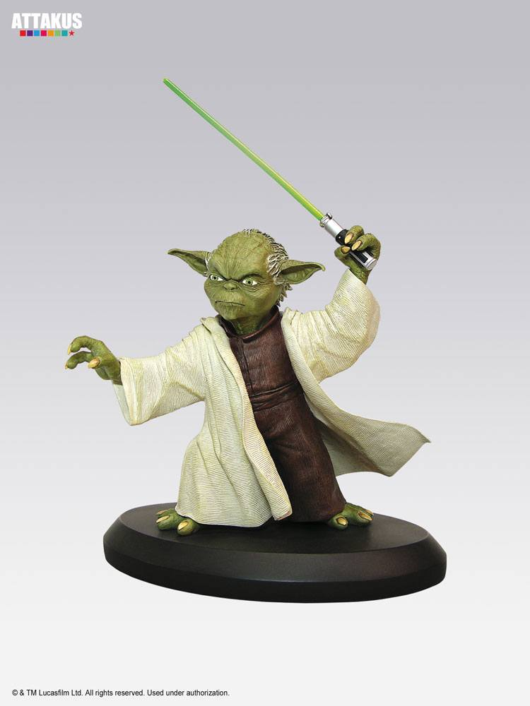 Star Wars Episode I Elite Collection Statue Yoda #3 8 cm