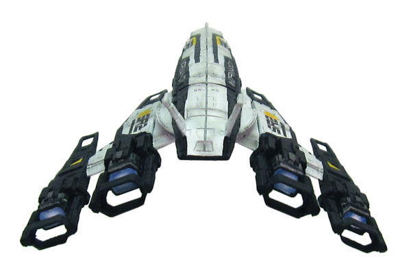 Mass Effect Replica Cerberus Normandy SR-2 15 cm