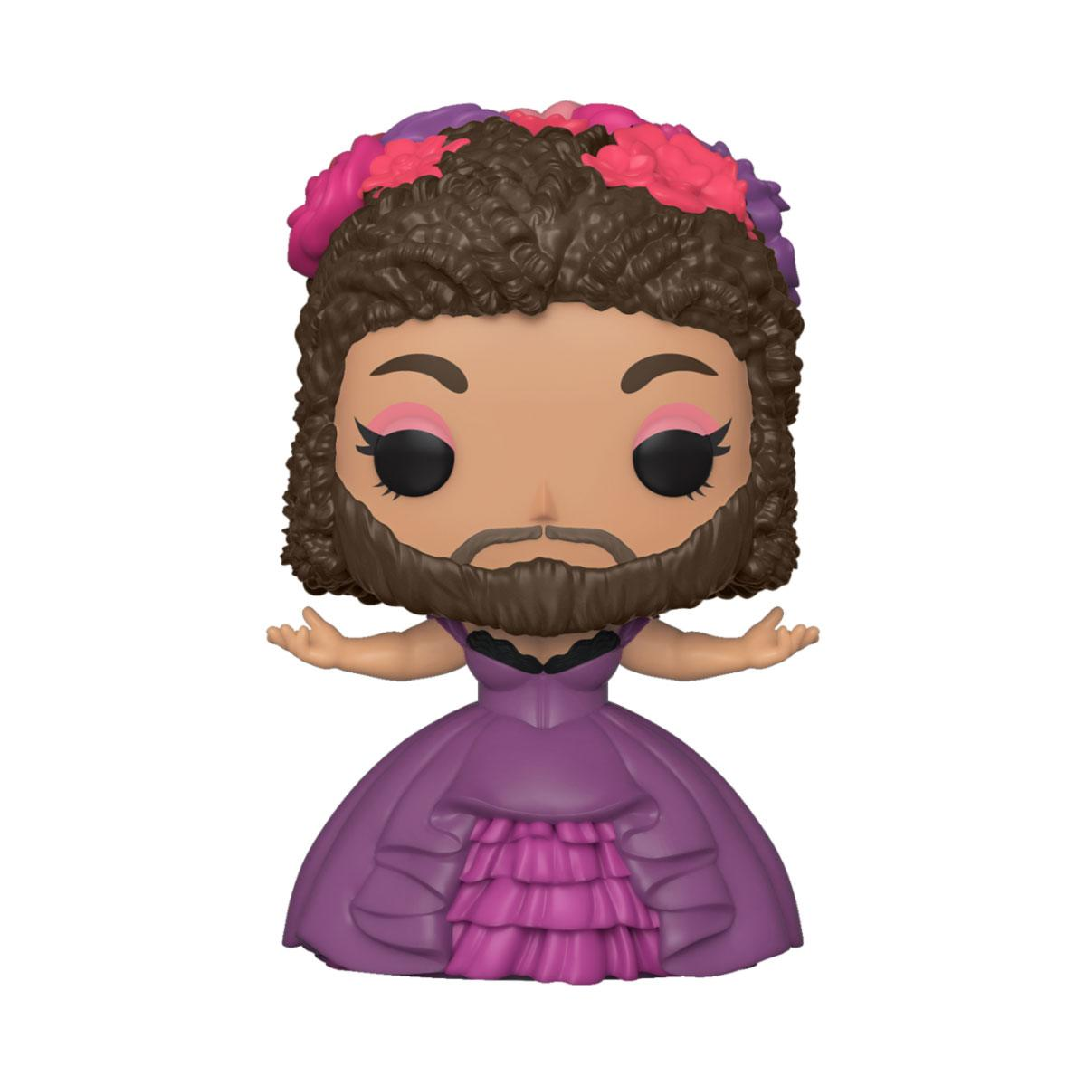 The Greatest Showman POP! Movies Vinyl Figure Bearded Lady 9 cm