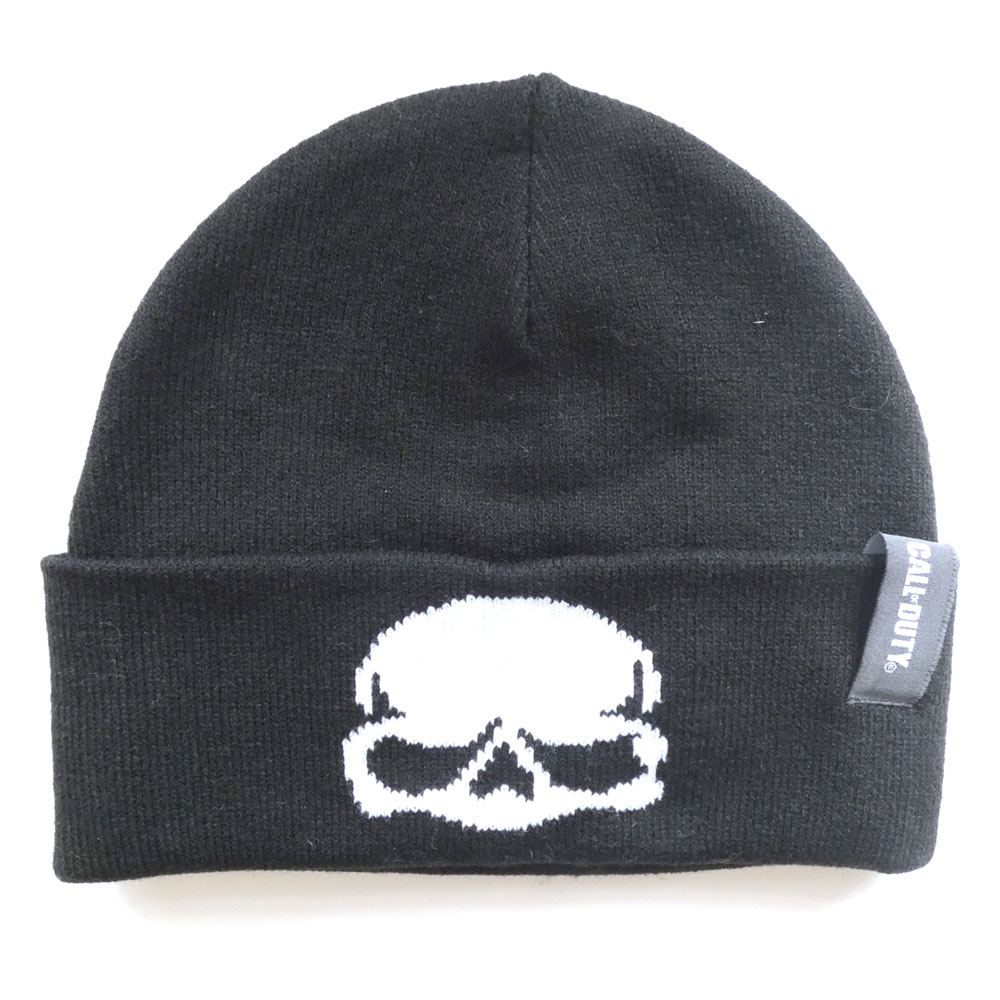 Call of Duty Beanie Entartica Skull