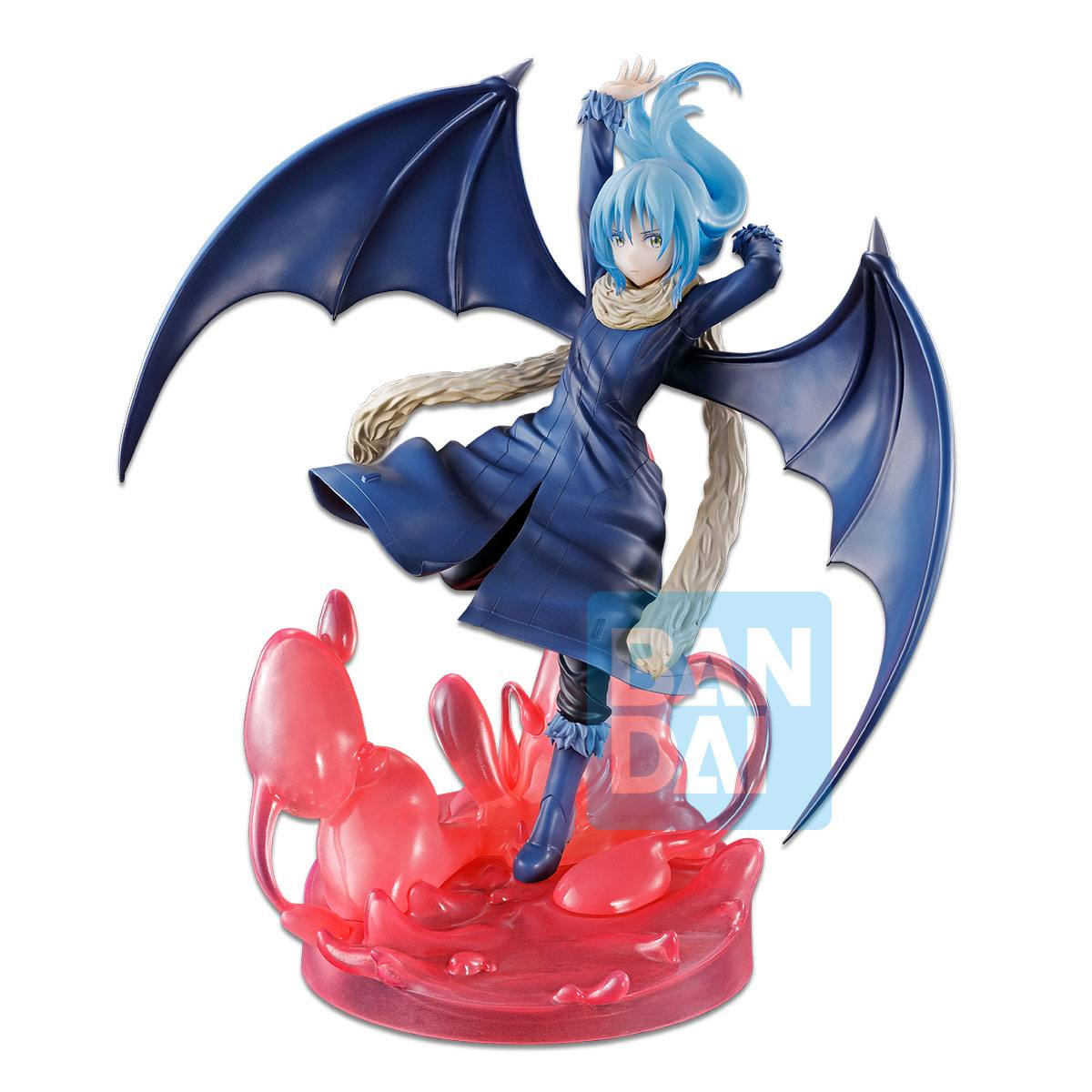 That Time I Got Reincarnated as a Slime Ichibansho PVC Statue Rimuru Wrath of God (Demon Awakening)