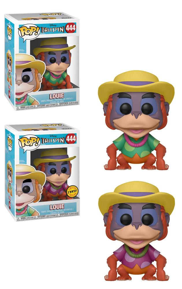 TaleSpin POP! Disney Vinyl Figures Louie 9 cm Assortment (6)