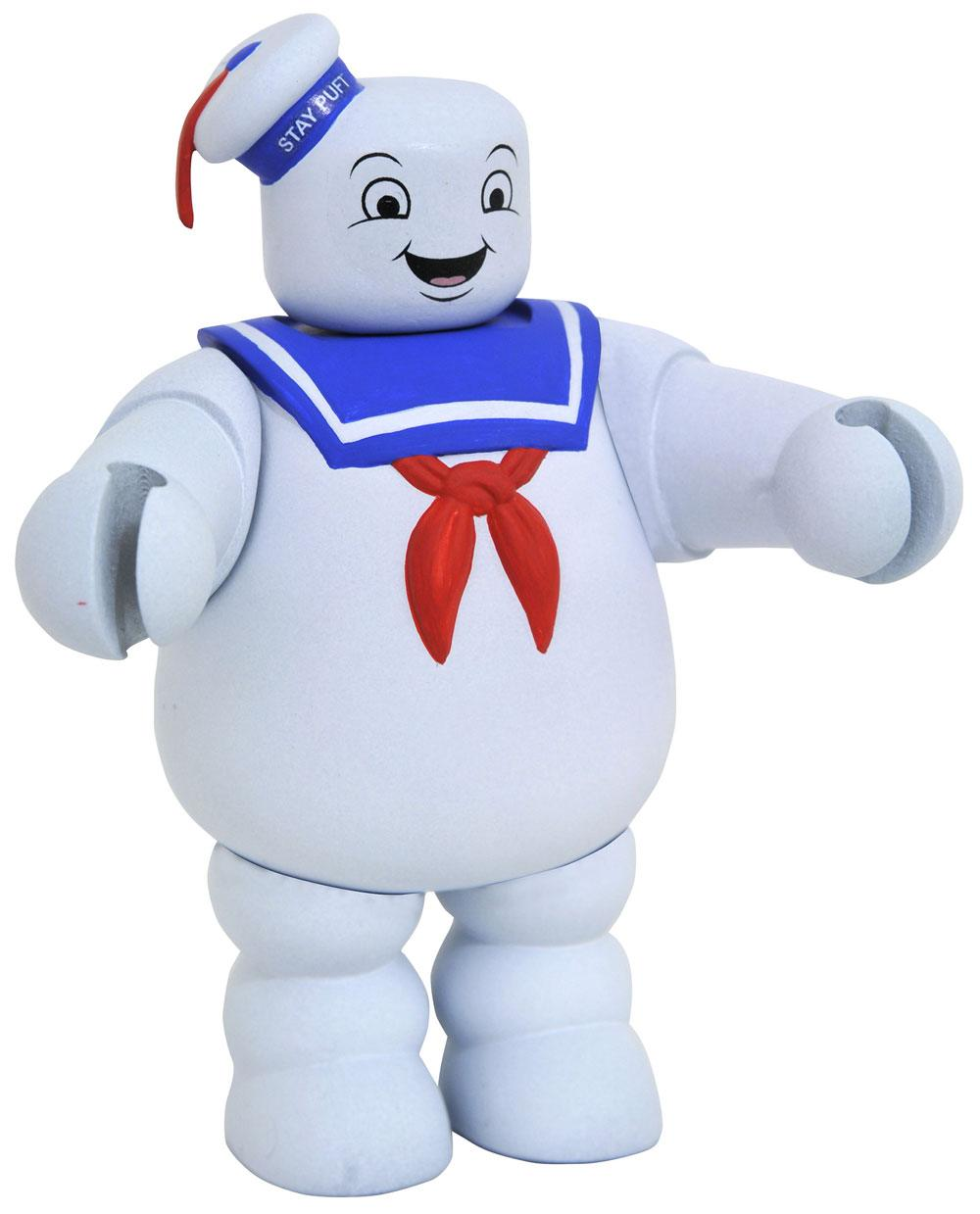 Ghostbusters Vinimates Figure Series 3 Stay-Puft Marshmallow Man 10 cm