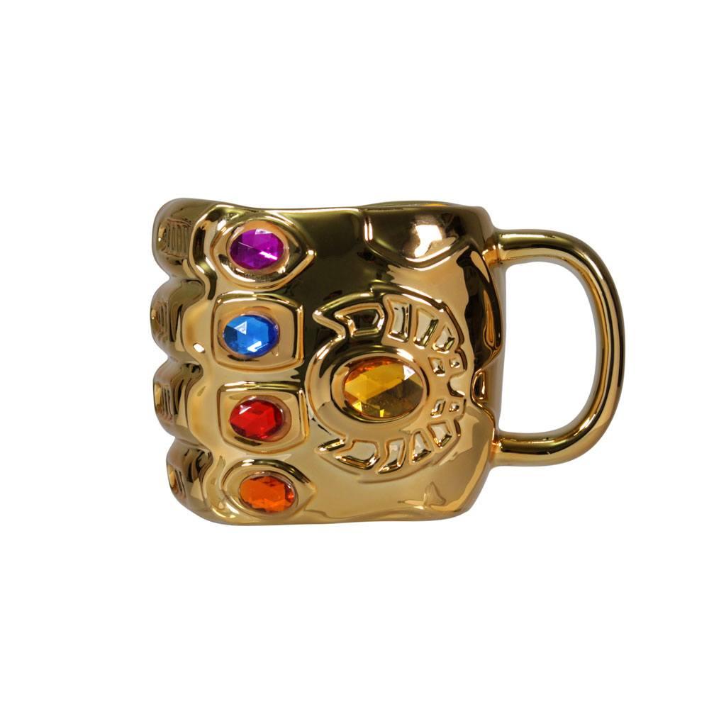 Marvel Shaped Mug Infinity Gauntlet