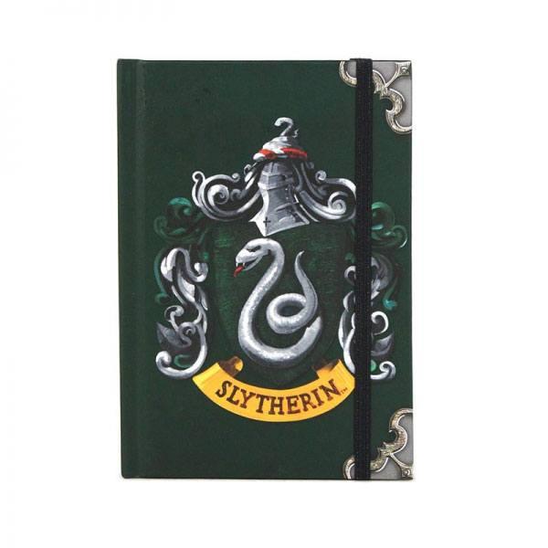 Harry Potter A6 Notebook Slytherin