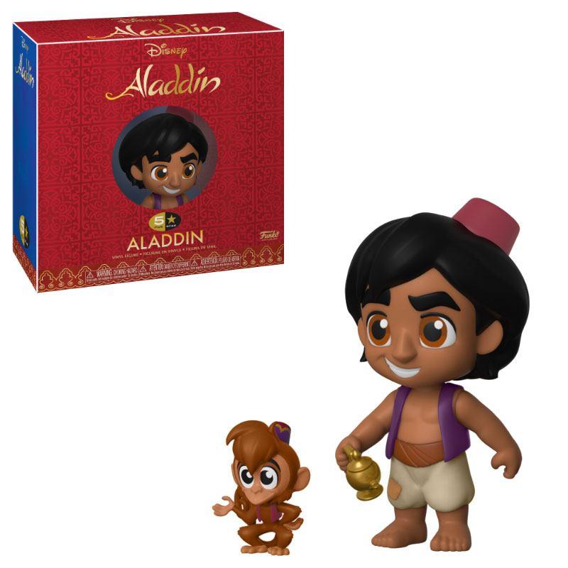 Aladdin 5-Star Vinyl Figure Aladdin 8 cm